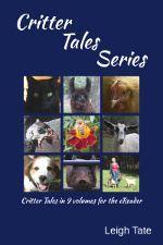 Critter Tales Series by Leigh Tate