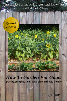 How To Garden For Goats