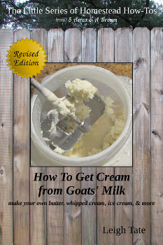 How To Get Cream from Goats' Milk